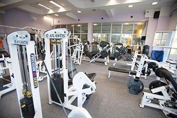 Фитнес, Тренажерный зал